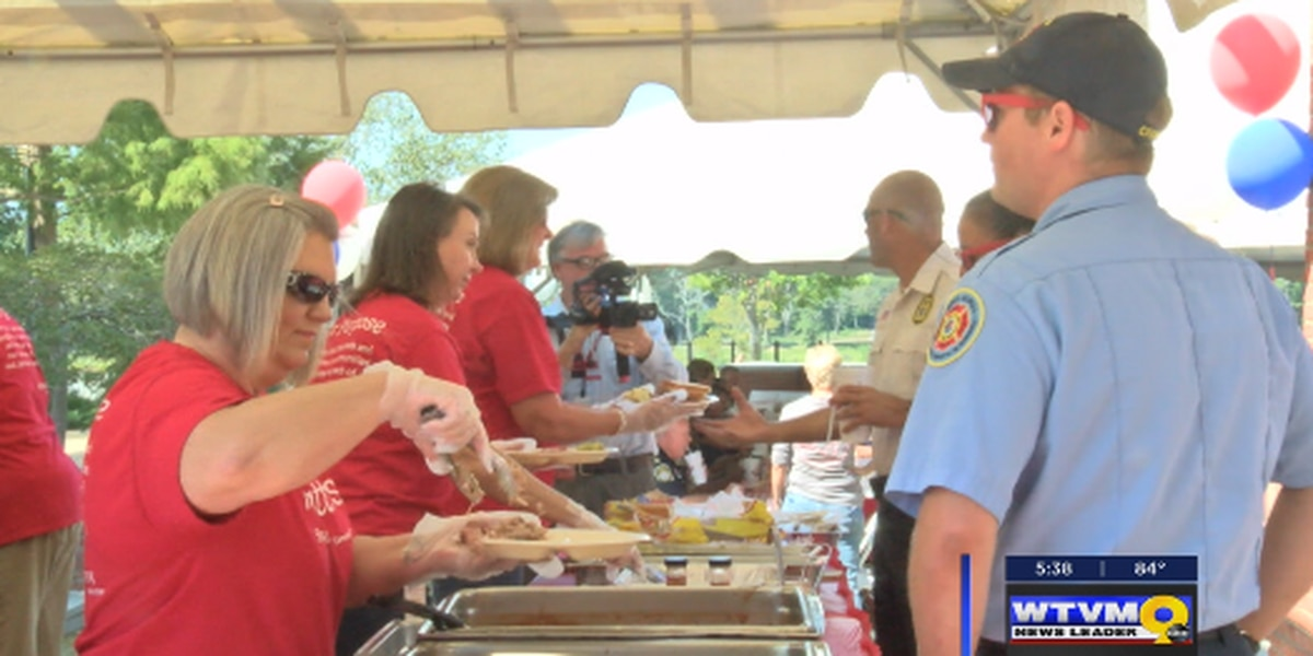 Synovus hosts law enforcement luncheon for 400+ local first responders