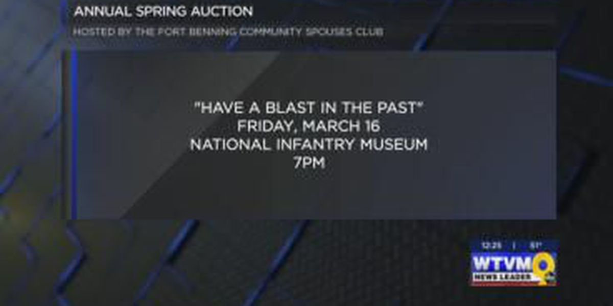 SEGMENT: Spring auction coming to the National Infantry Museum