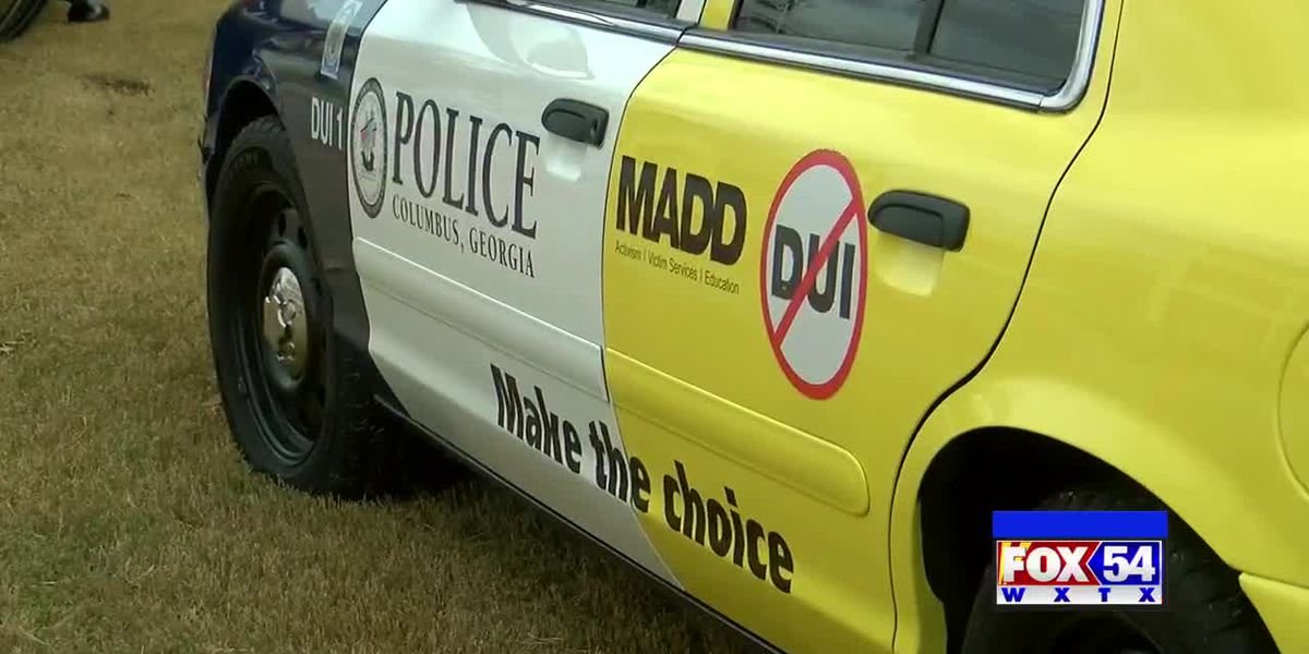 Columbus Police Dept. taking proactive measures to prevent DUI