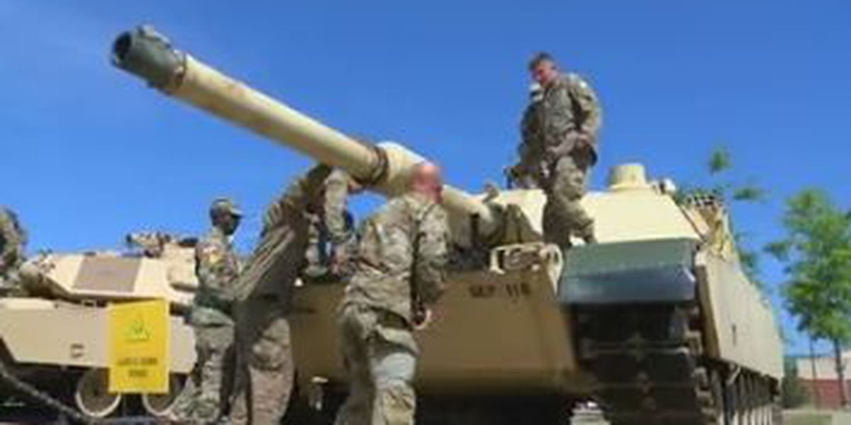 Sullivan Cup tank competition wraps up at Fort Benning