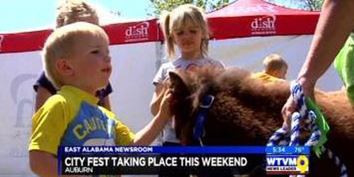 Auburn gears up for City Fest this weekend