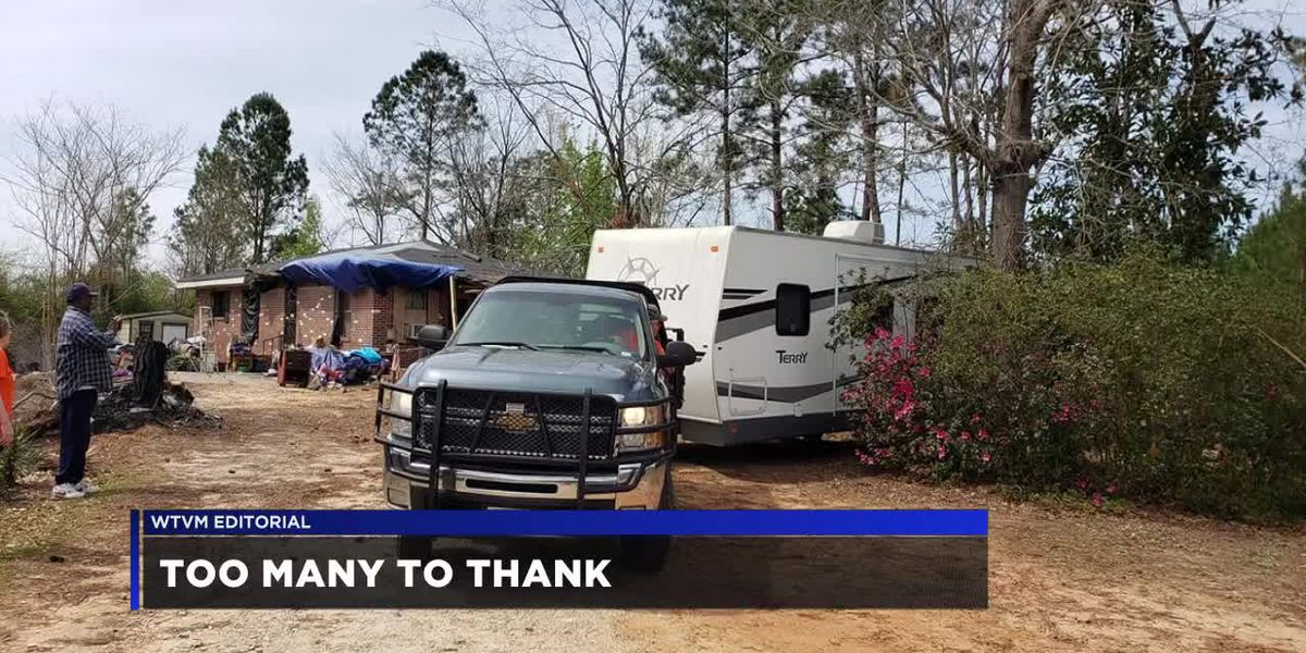 WTVM Editorial 3-29-19: Too many to thank