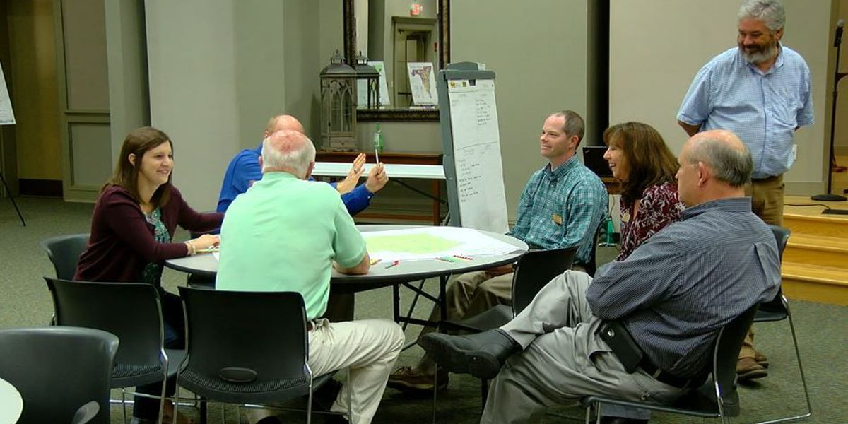 Columbus Planning Department hosts meeting for city's future