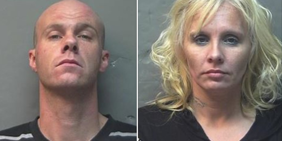 2 arrested in Phenix City for stealing backpack blowers from a utility trailer