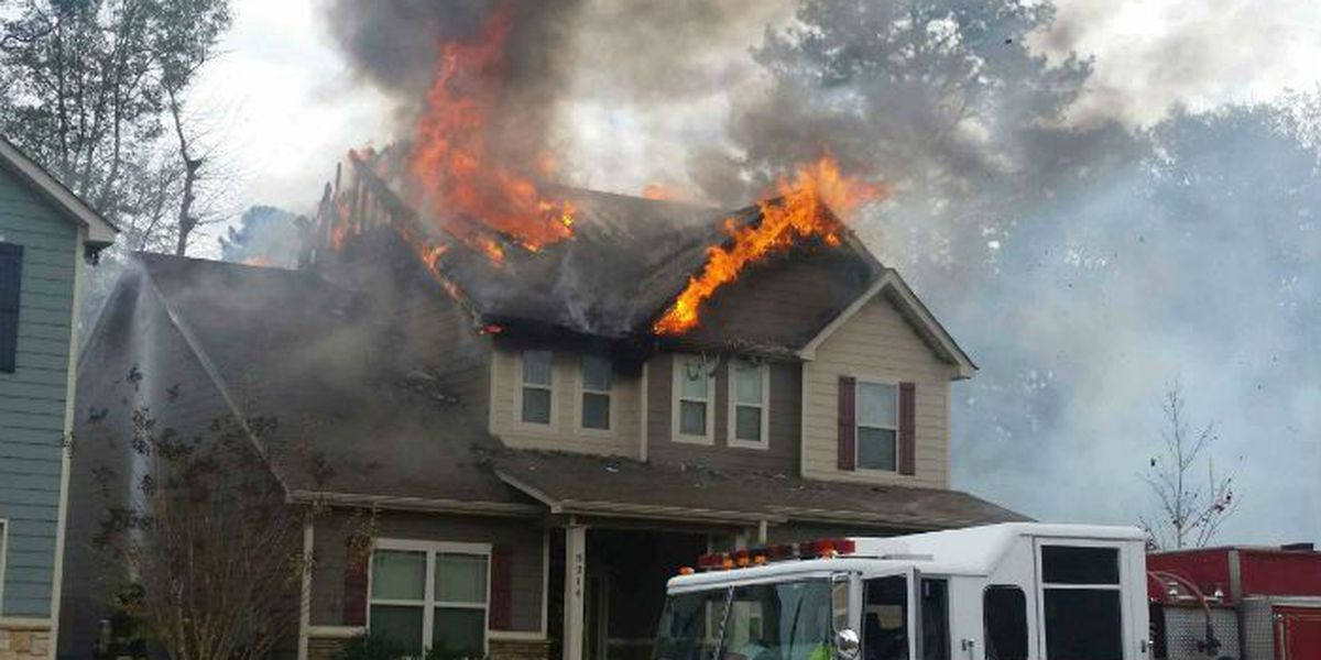 Popular music producer's home a 'total loss' following fire on Lantern Lane