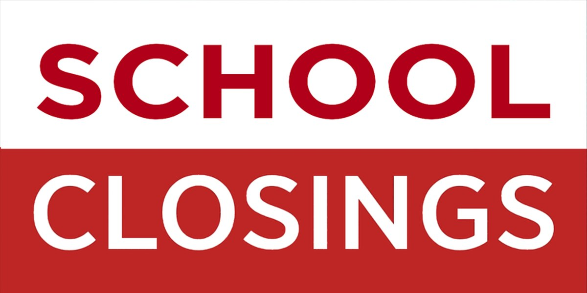 LIST: School closures and delays in the Chattahoochee Valley