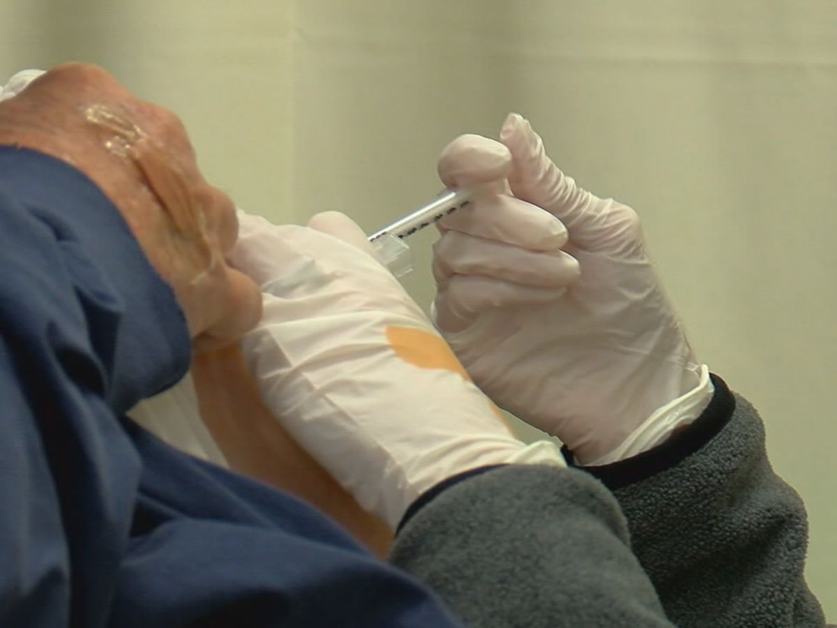 Alabama working to speed up vaccine rollout, partnering with Walmart