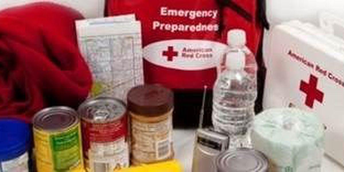 Red Cross of Georgia preps communities ahead of Nate