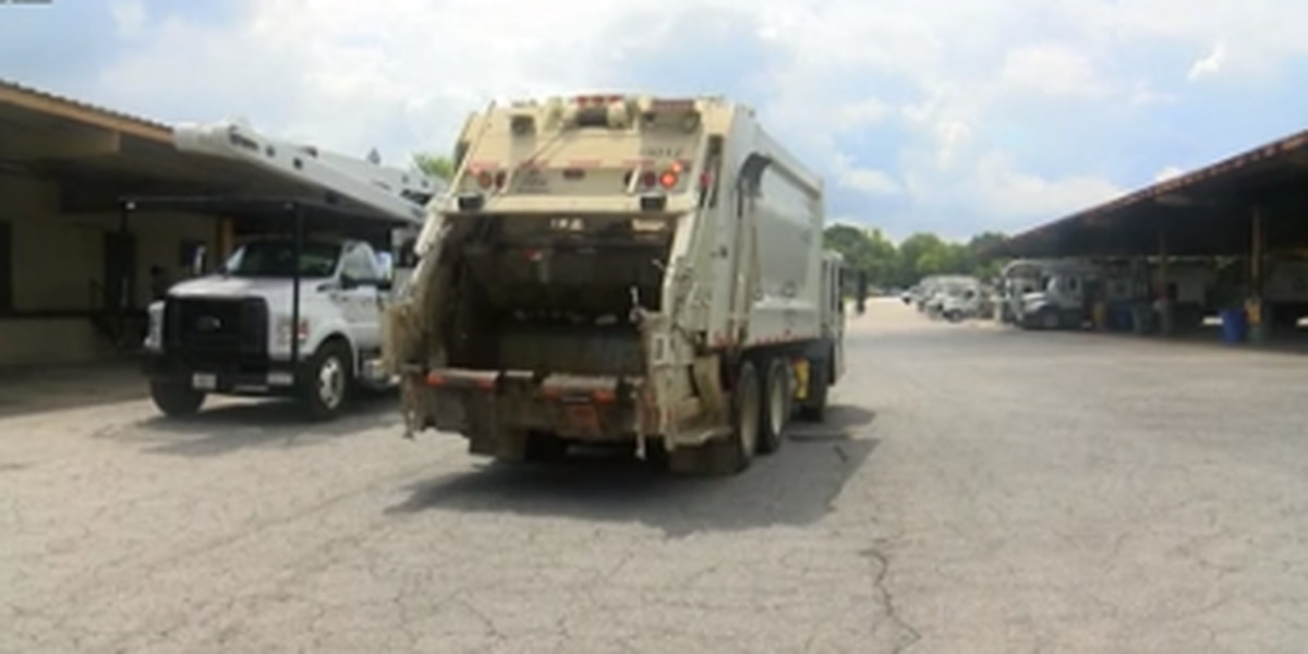 Yard and bulk waste collection delayed in Columbus