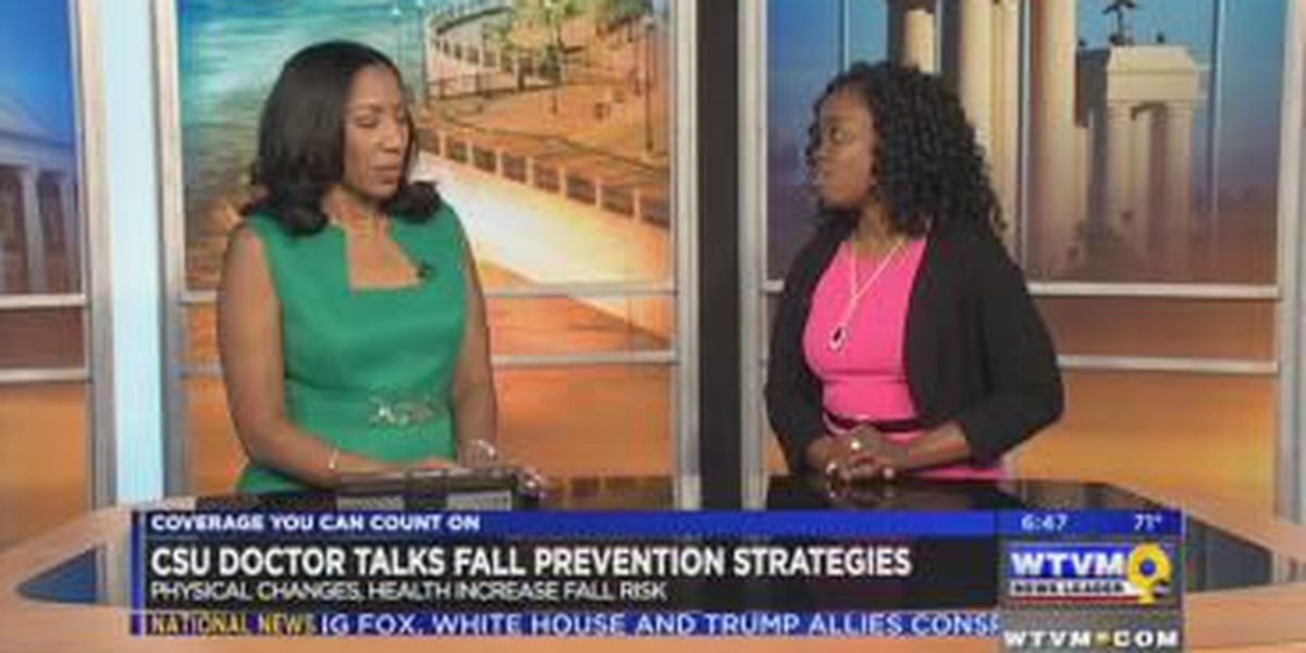 Health with Dr. Paula: Strategies to prevent falls among older adults