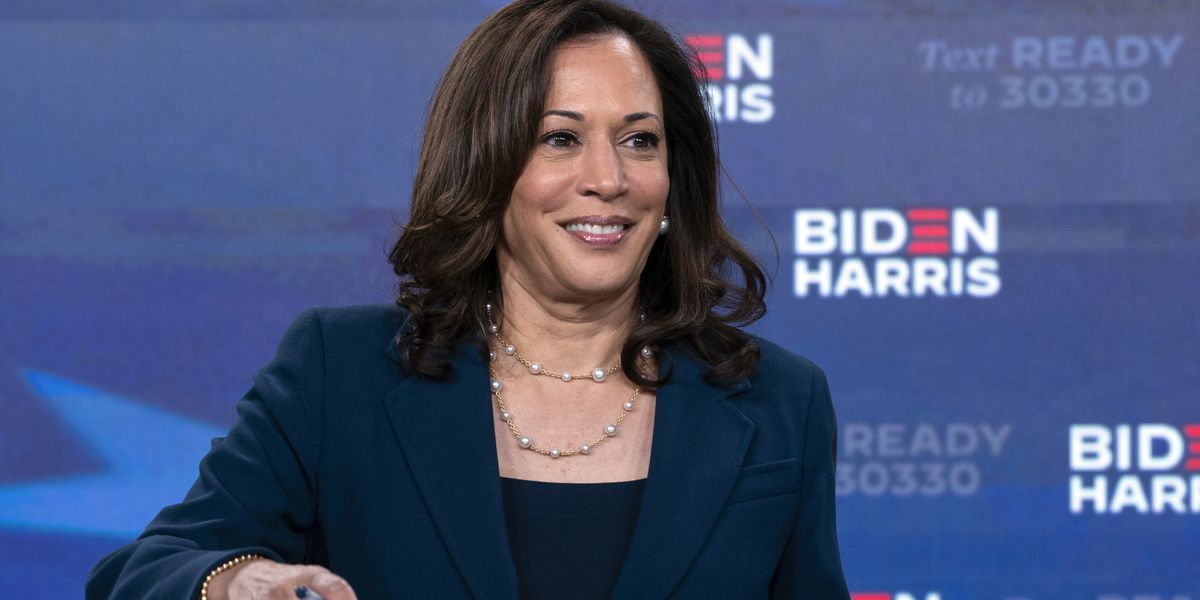 Newsweek apologizes for op-ed questioning Harris' eligibility