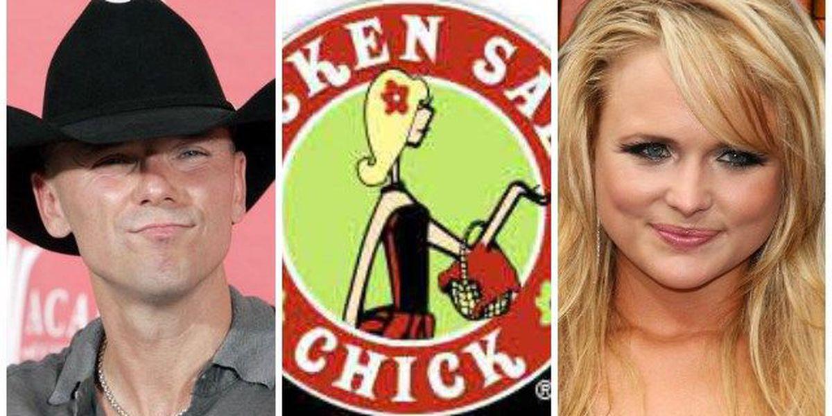 Chesney, Lambert headline Chicken Salad Chick's 2016 fundraiser concert in Auburn