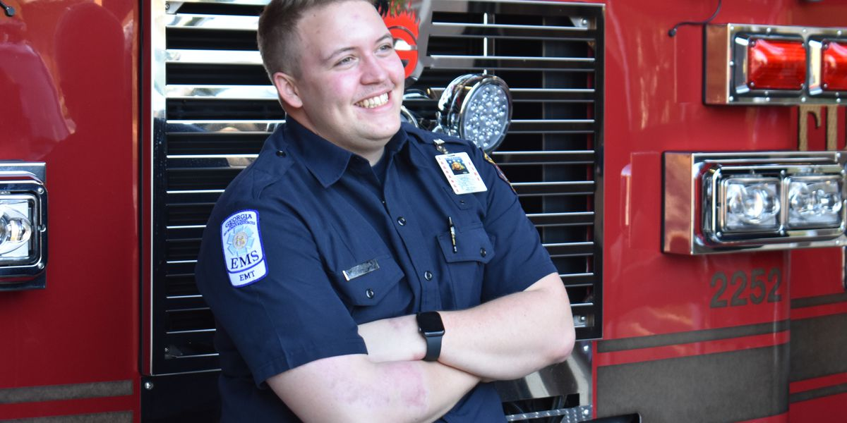LaGrange firefighter returns to work following Labor Day fire