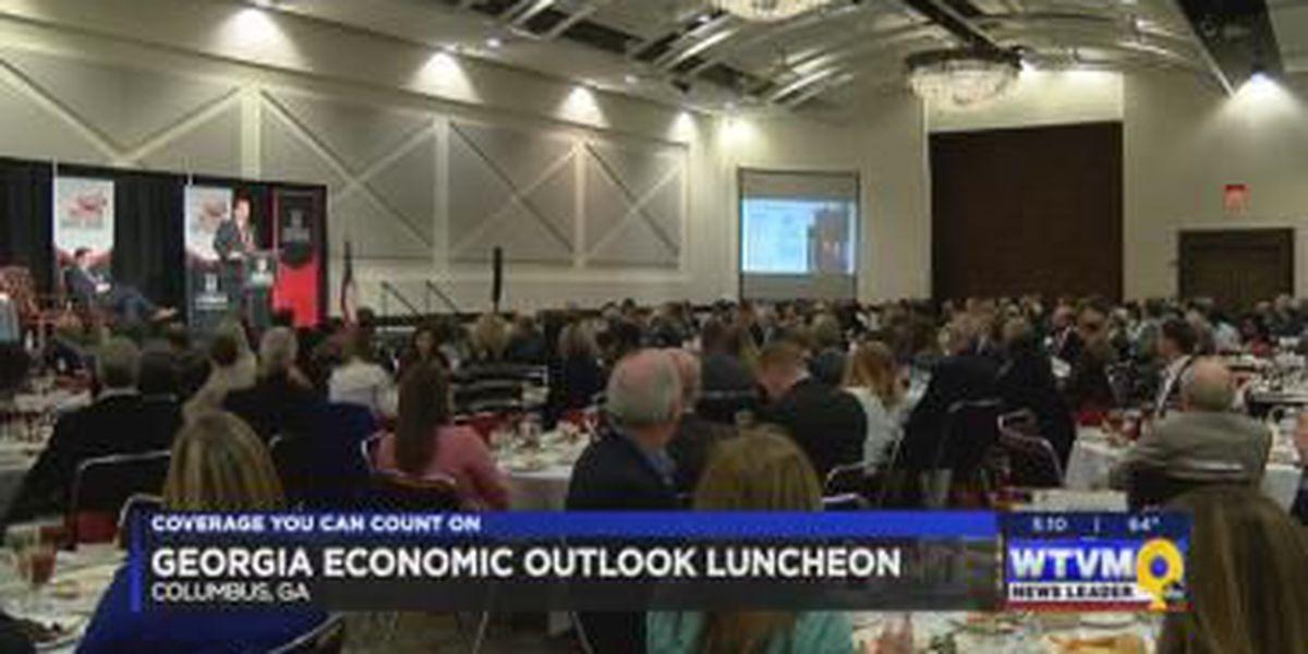 UGA experts share Georgia's economic forecast during Columbus luncheon