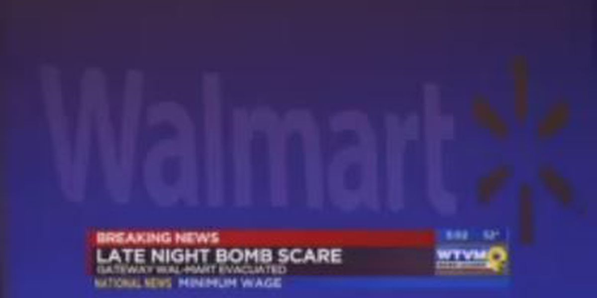 Gateway Rd. Walmart re-opened following overnight bomb threat