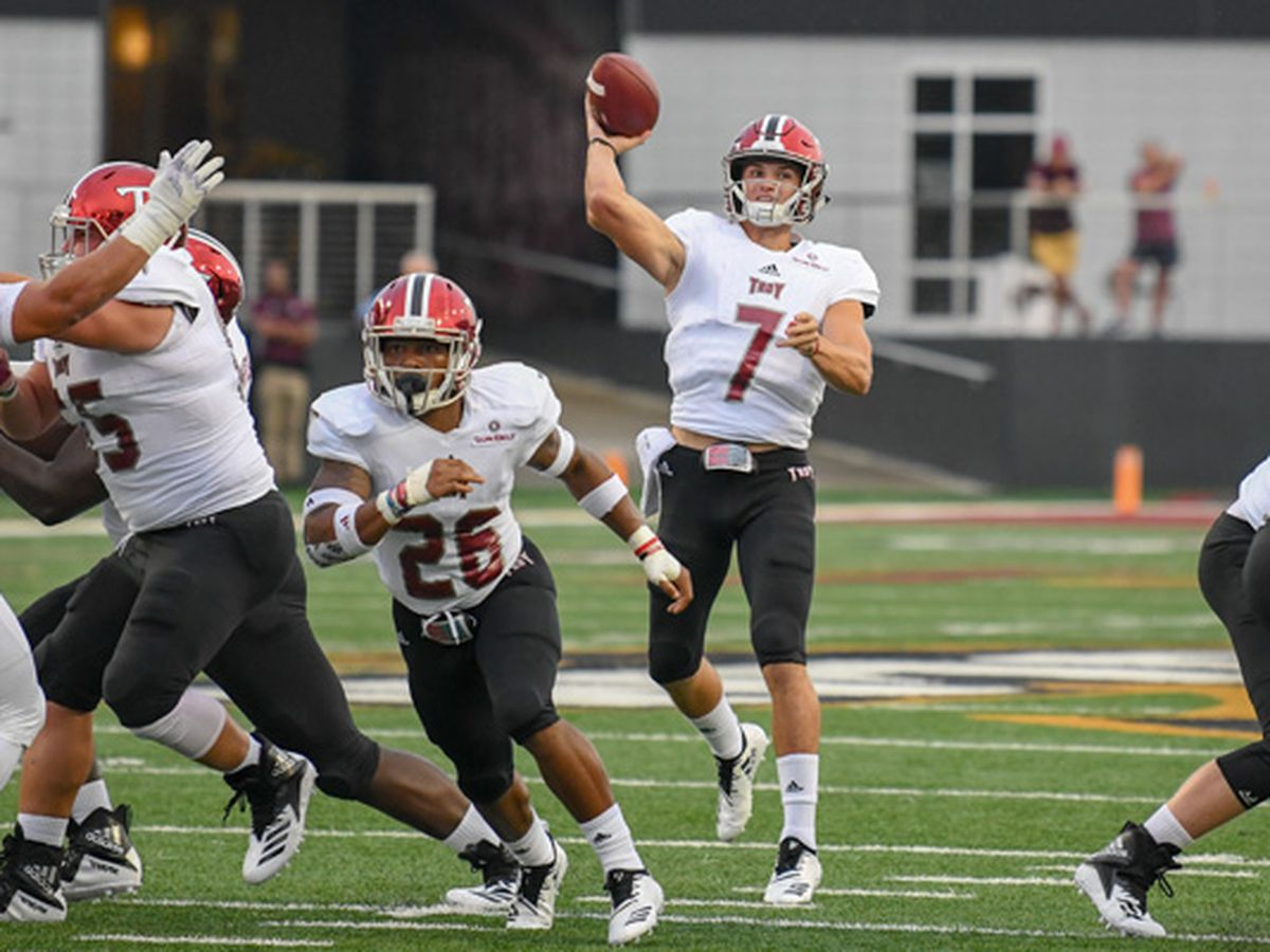 Trojans tabbed to finish second in Sun Belt's East Division