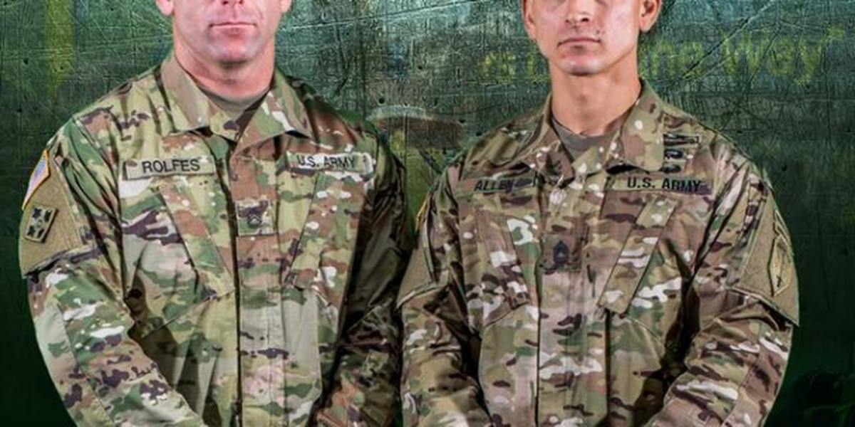 Winners named in 2018 Best Ranger competition