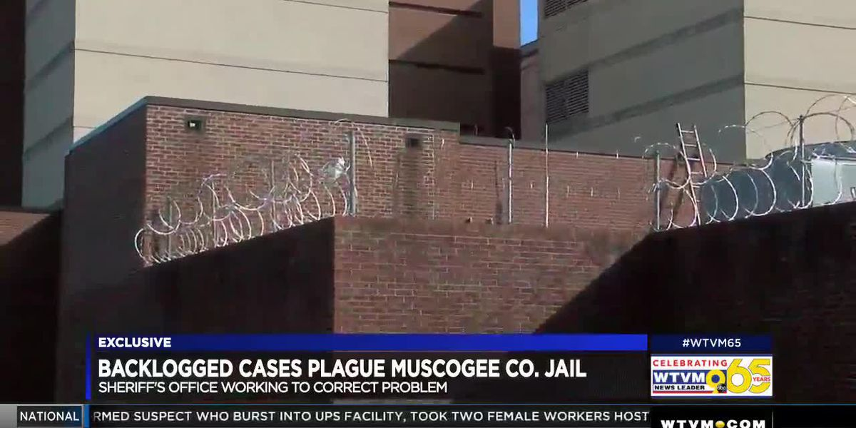 Muscogee County Jail over capacity as inmate trials are delayed; DA responds