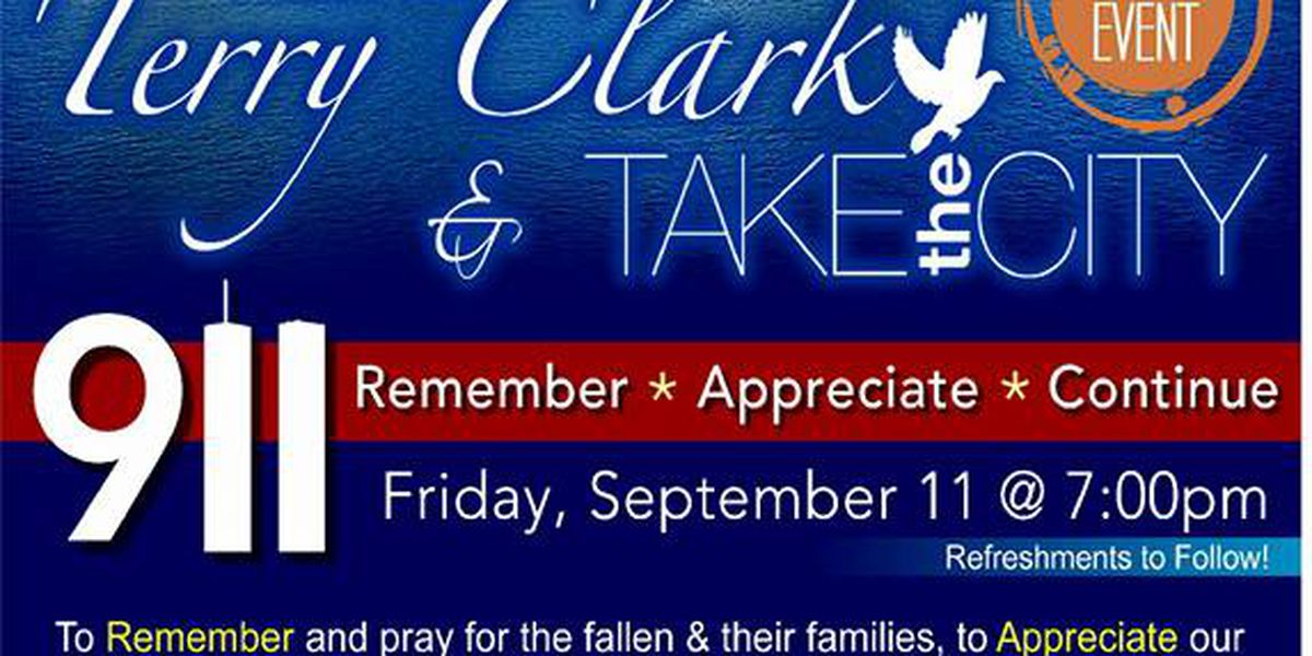 9/11 remembrance event event in Columbus on Friday