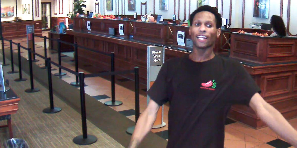 UPDATE: Suspect in SunTrust Bank robbery in Columbus arrested in Phenix City
