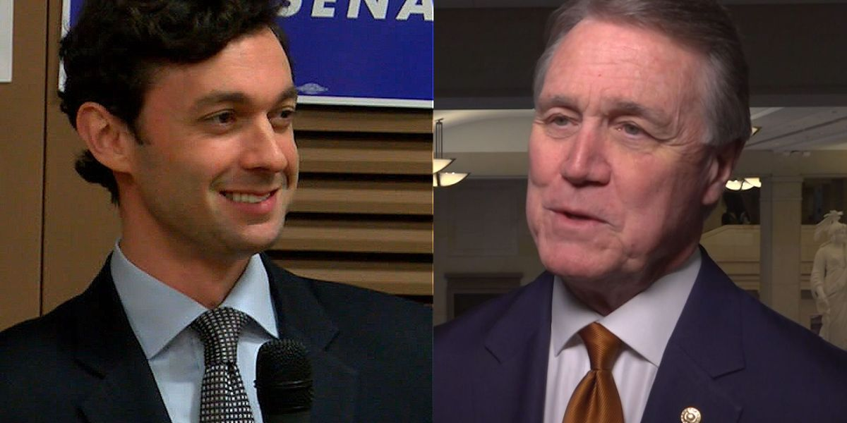 U.S. Senate candidates campaign in the Chattahoochee Valley