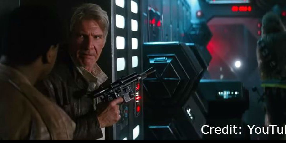 NEW footage released of Star Wars: The Force Awakens
