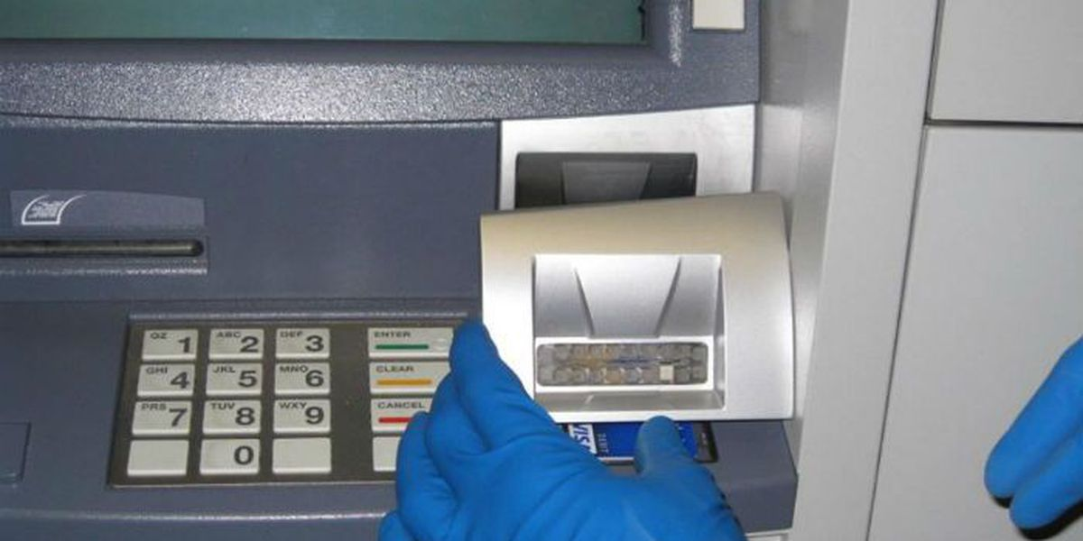 Police: Card skimmers found on ATMs in Columbus area