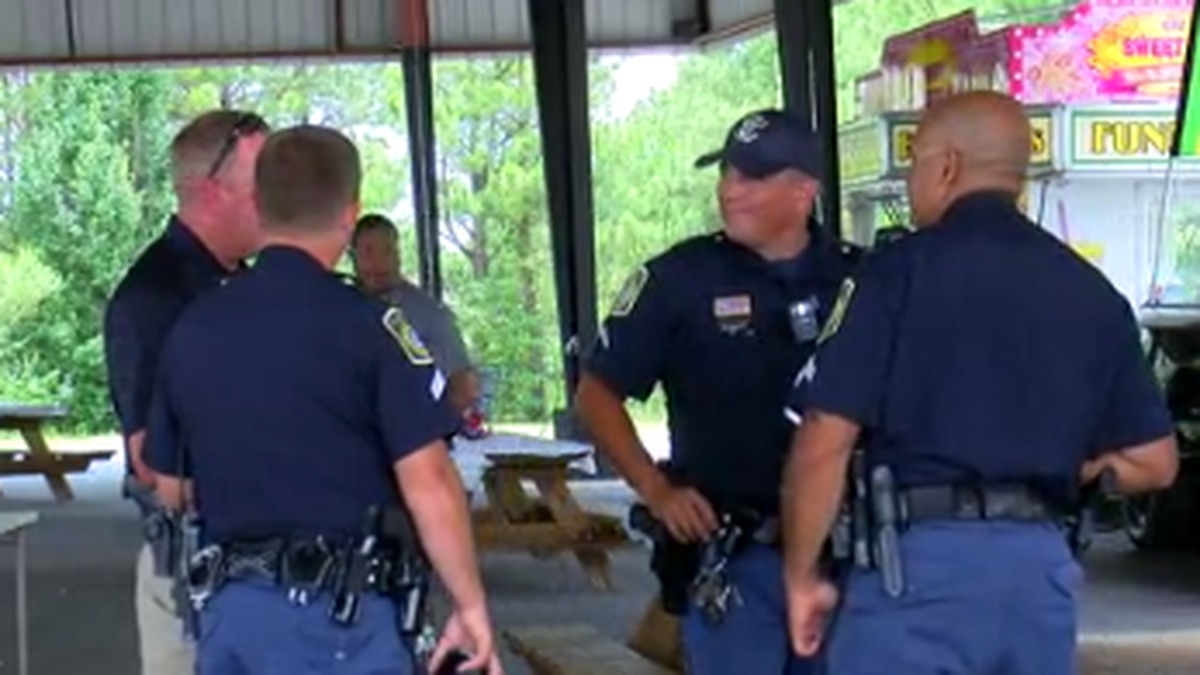 Feeding the Front Lines event gives back to first responders and military personnel