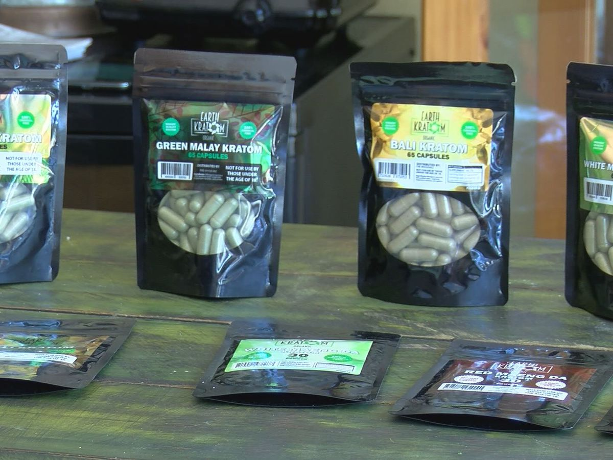 Controversial opioid alternative Kratom explained by health official, users