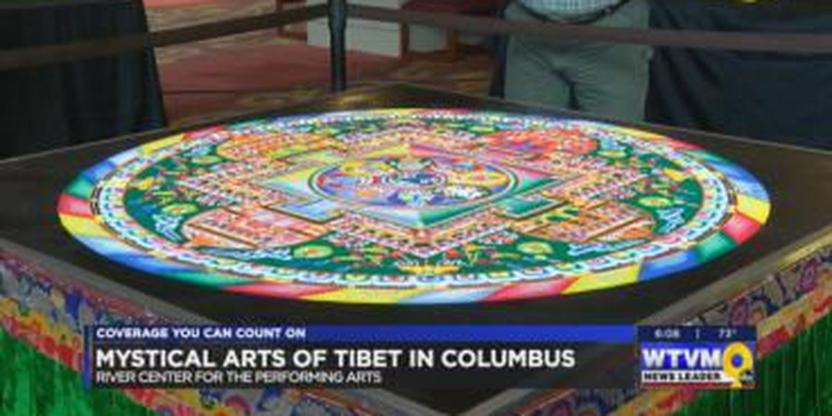 Mystical Art of Tibet tour comes to the RiverCenter