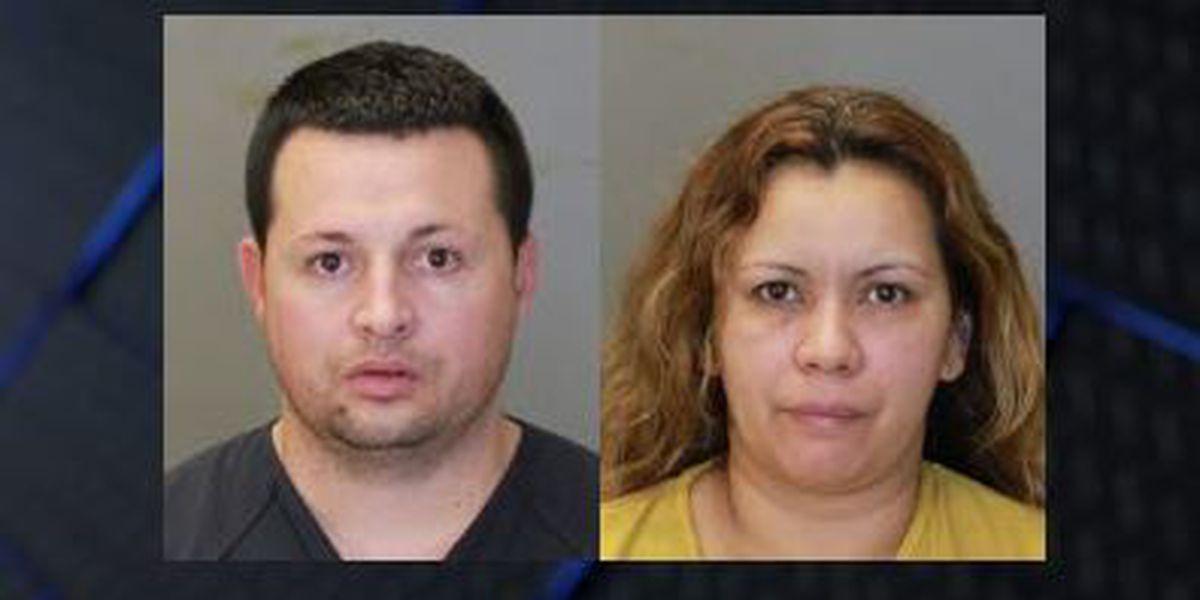 Husband, wife arrested following multi-million dollar Columbus drug bust