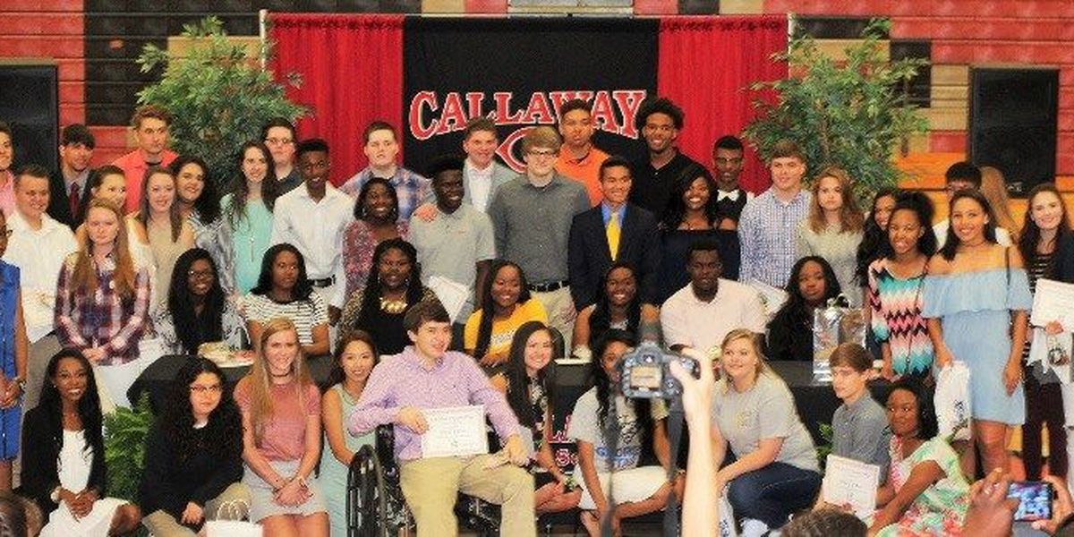 Callaway High School hosts first Academic Signing Day