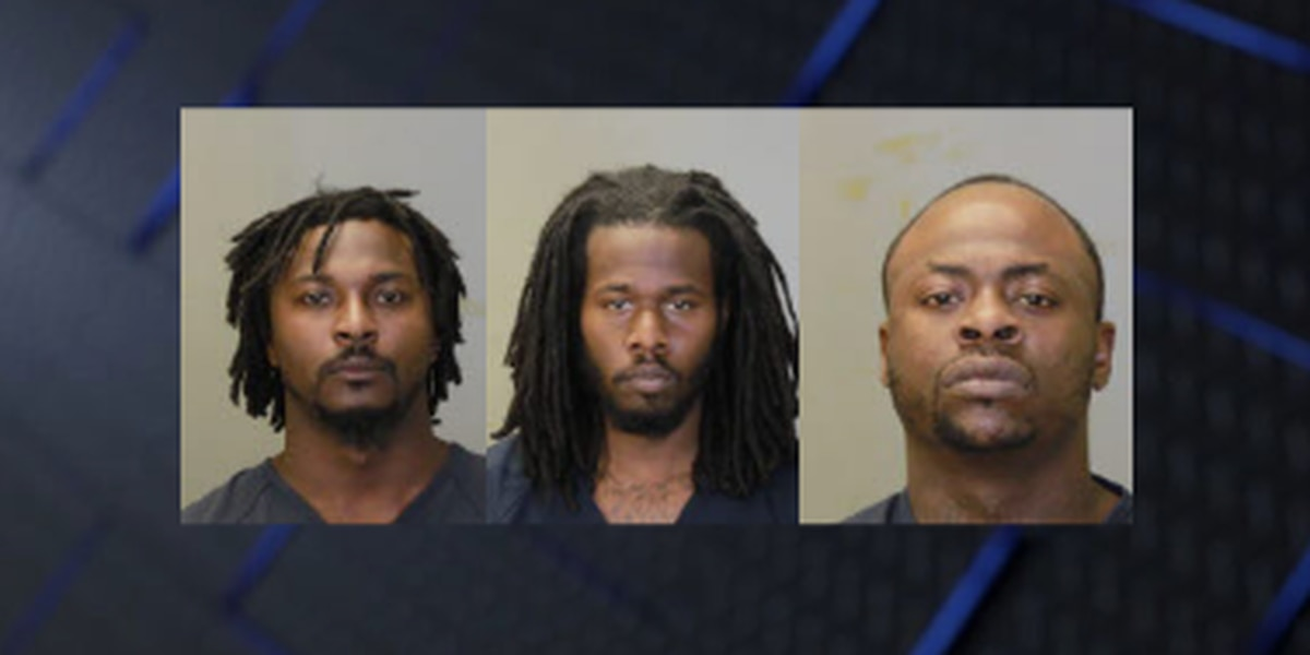 3 arrested for possessing nearly $3K worth of drugs in Columbus