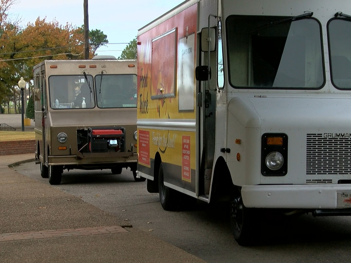 Amerigroup, MCSD sending food around Columbus for Food Truck Friday