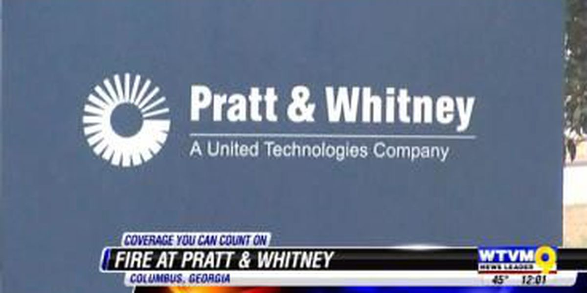 Fire officials put out small fire at Pratt and Whitney Monday morning
