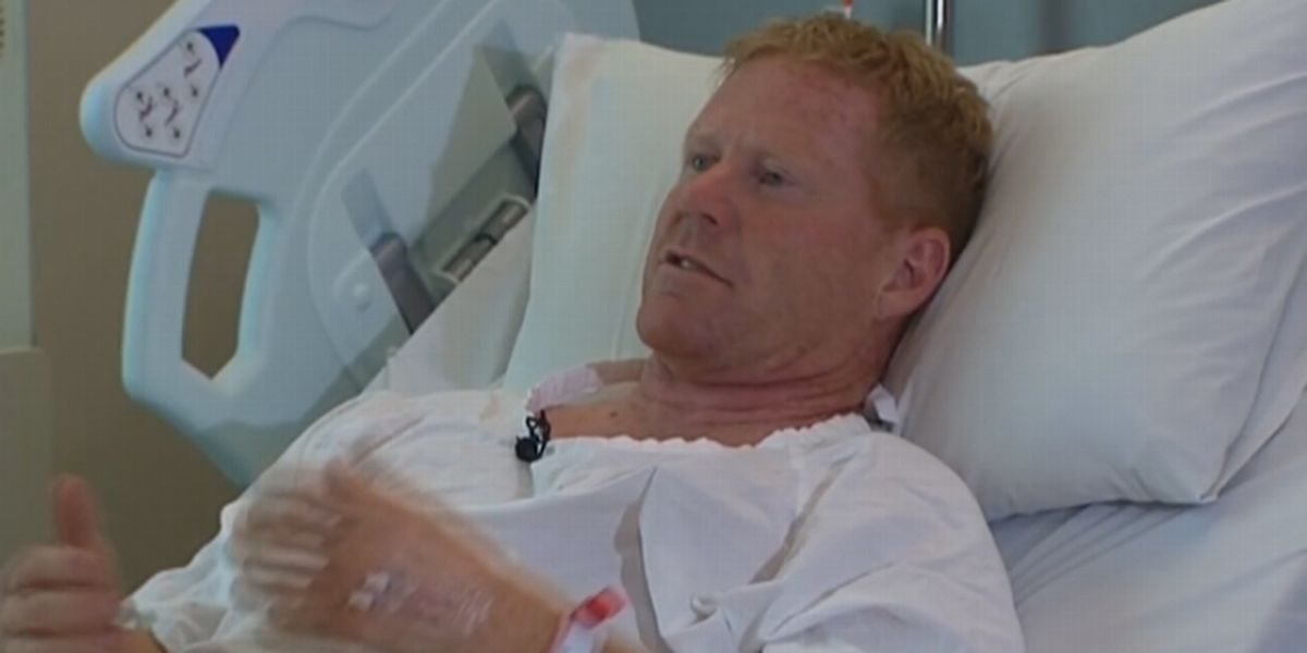 Nude surfer fends off shark with headbutts, punches, in Australia