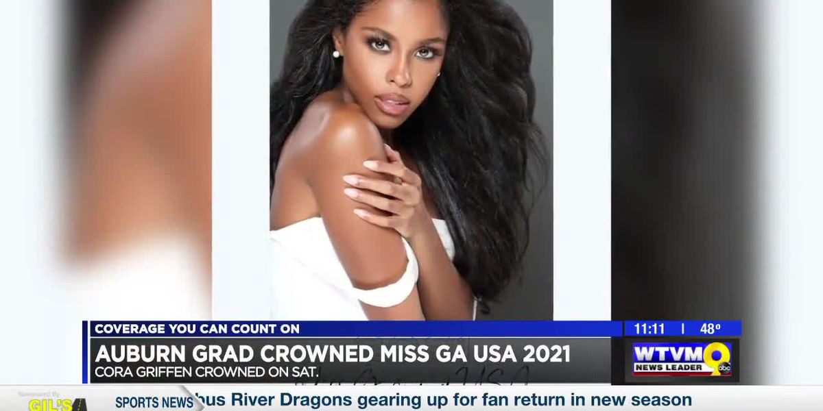 Russell County High School grad crowned Miss Georgia USA 2021