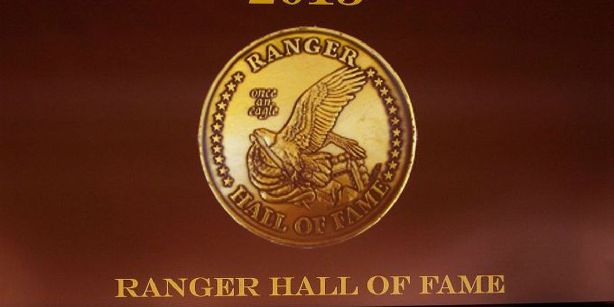 Veterans inducted into Ranger Hall of Fame