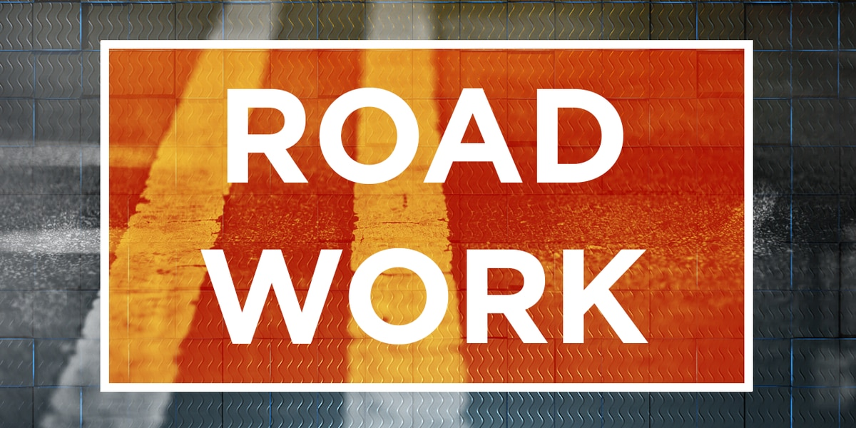 Partial closure set for South College Street in Auburn