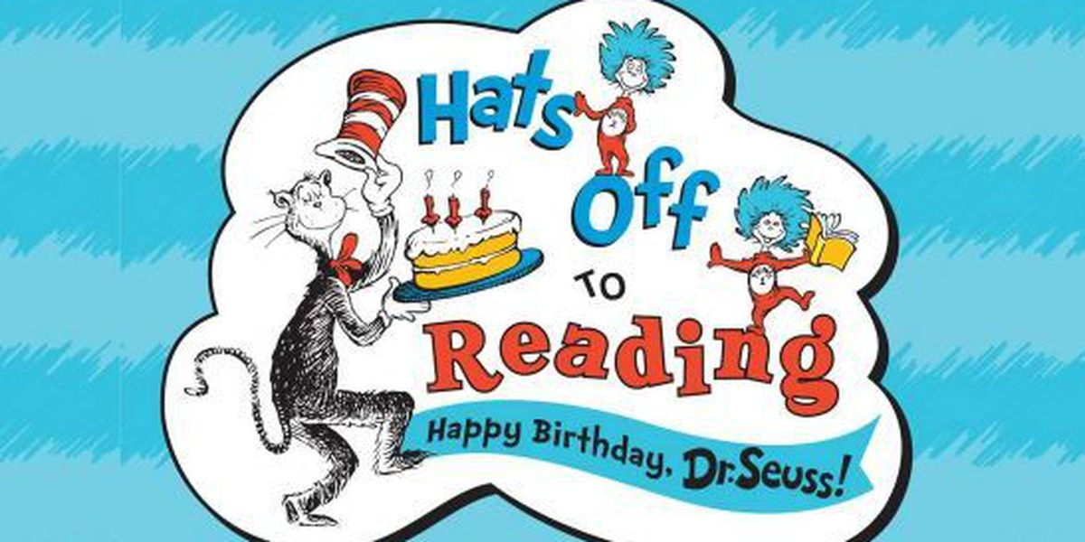 Target stores host Dr. Seuss birthday celebration