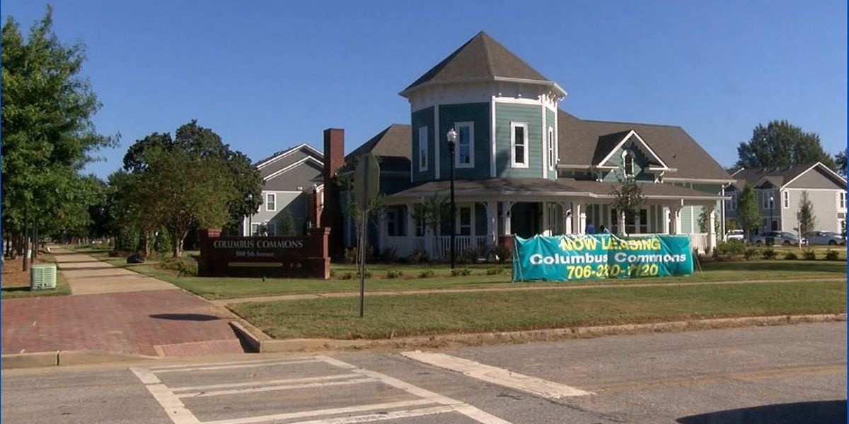 Columbus Commons replacing BTW Apartments, offers affordable housing