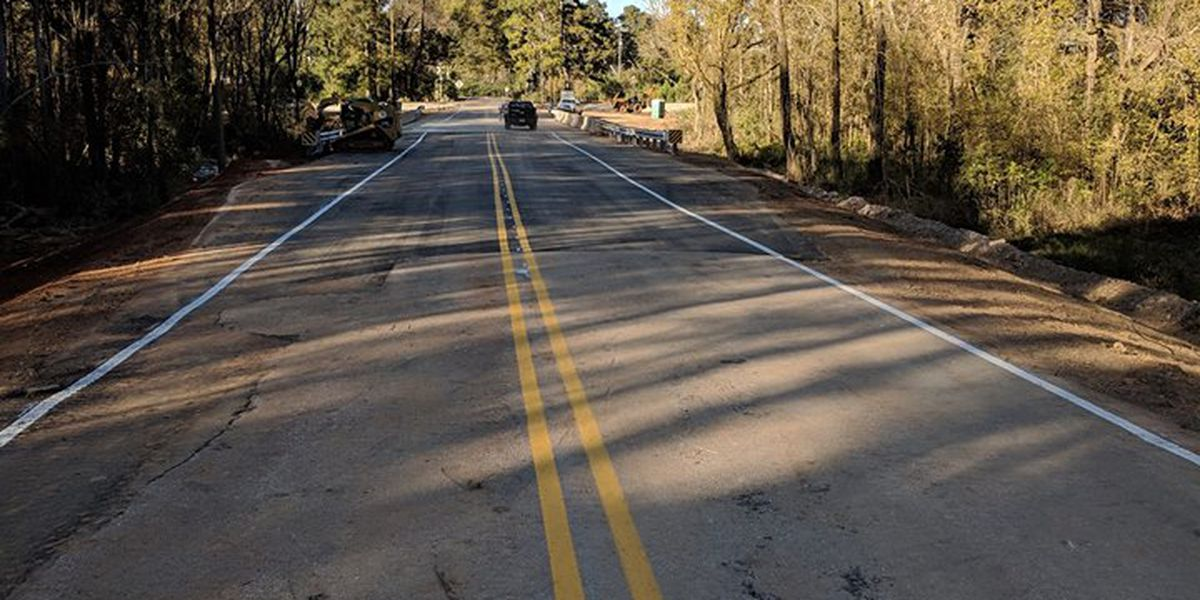 Condemned Opelika bridge reopens after being closed for more than a year