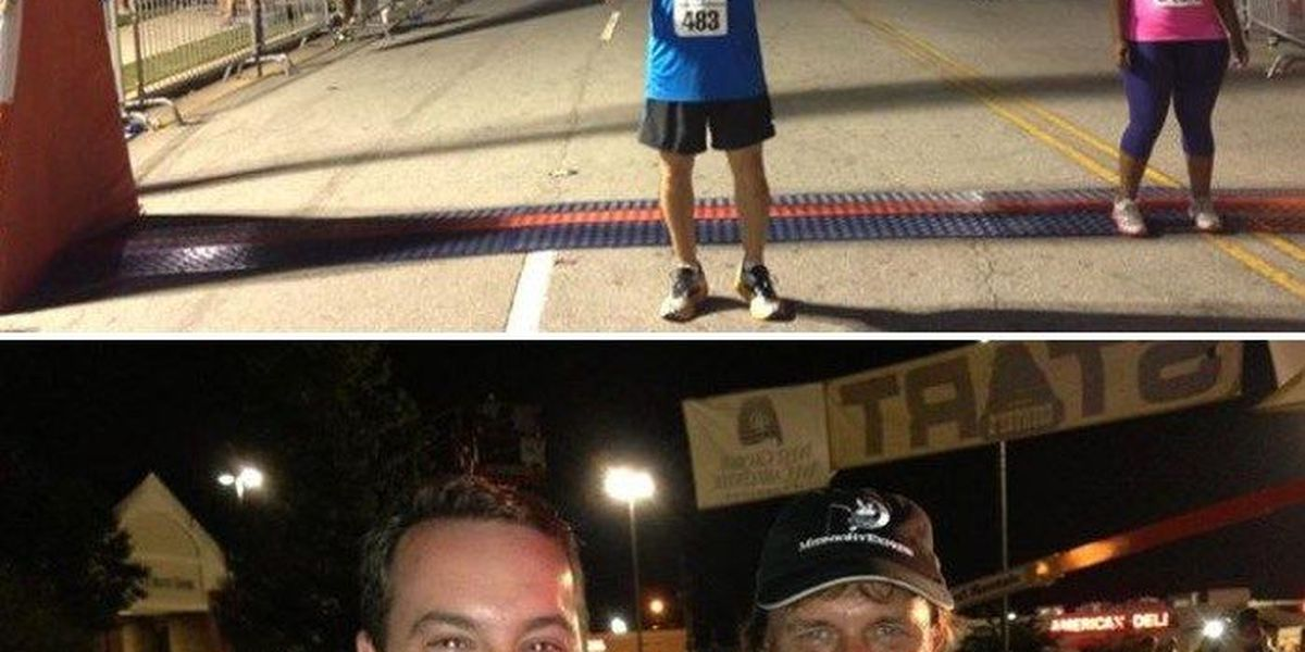 Jason's March To The Marathon - Jan. 18: MLK and C25K