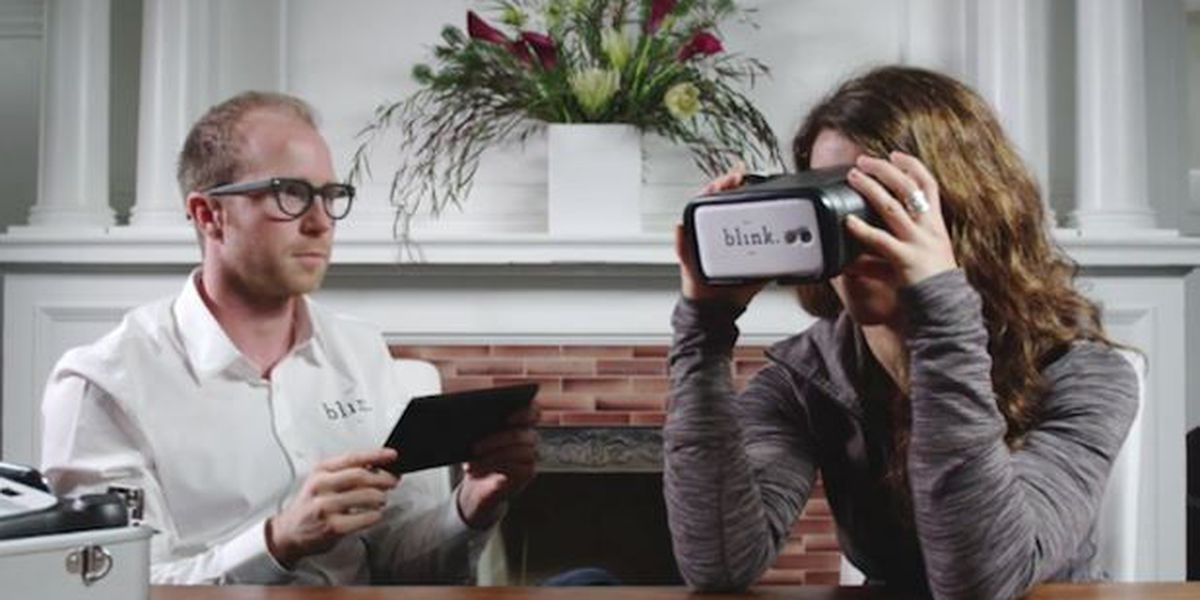 New smartphone service allows people to 'Blink' for convenient eye exams