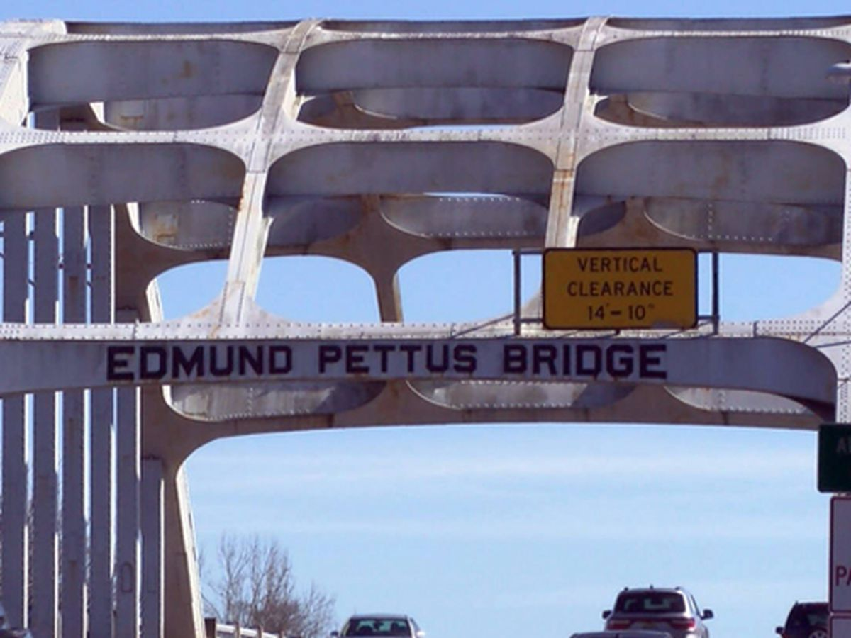 Lawmaker planning bill to let Selma residents rename Edmund Pettus Bridge
