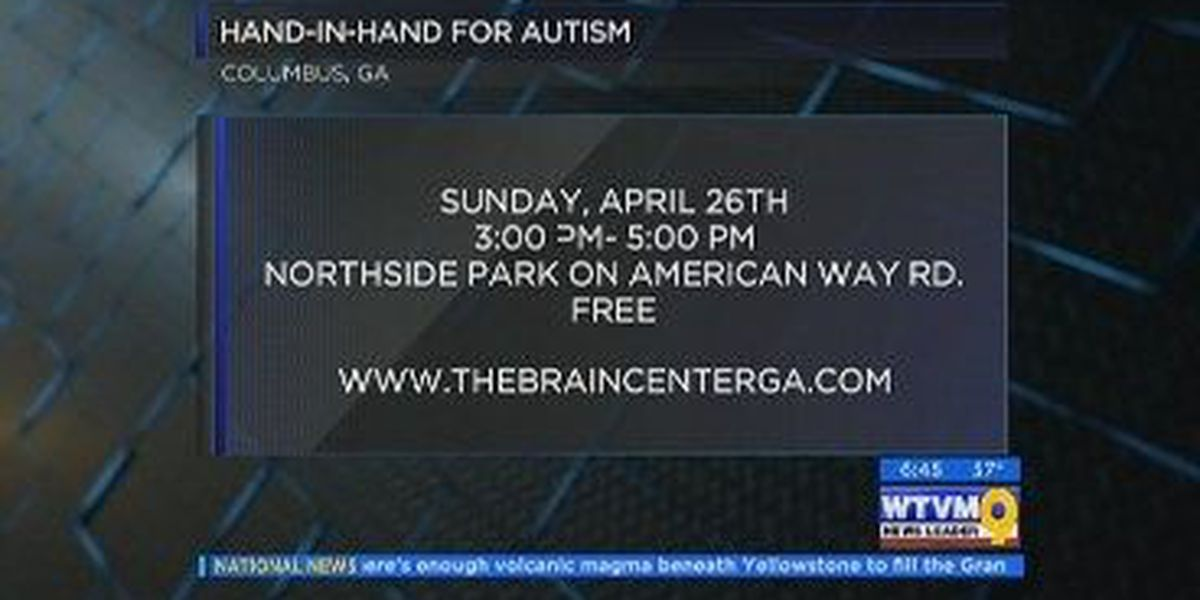 SEGMENT: Hand-in-Hand for Autism