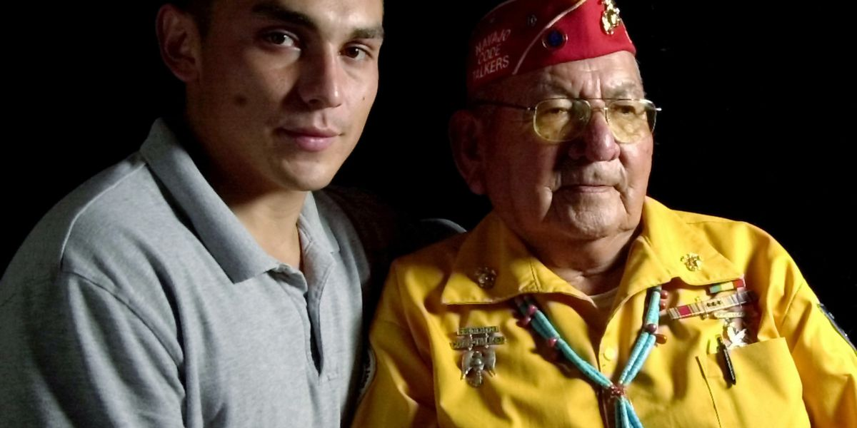 Navajo Code Talker dies at 96; less than a handful remain