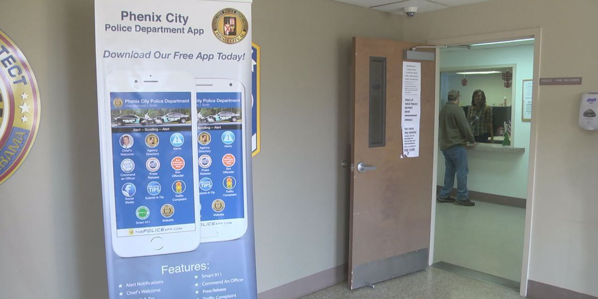 Phenix City police roll out new multi-purpose app