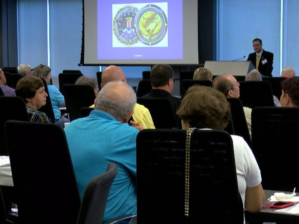 Church leaders learn to prepare for active shooter scenario