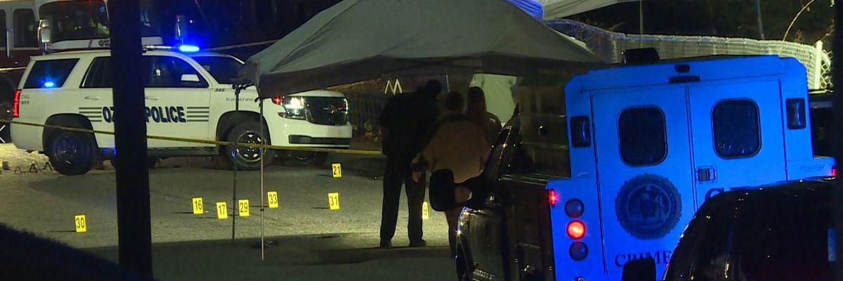 Man dead, officer critically injured in Ozark shooting